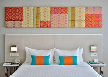 The 1O1 Palembang Rajawali - Deluxe Double Room Only Regular Plan