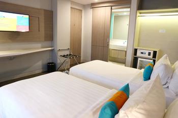 The 1O1 Palembang Rajawali - Superior Room Only Regular Plan