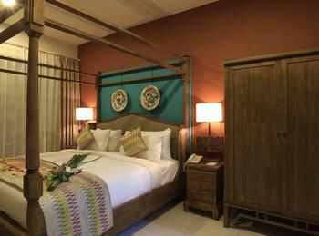 Bali Sunset Villa Bali - Suite Executive 2 BR w/ private pool HOT PROMO 20%