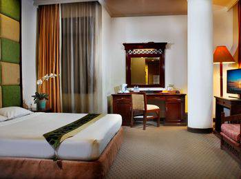 Sanno Hotel Jakarta - Deluxe Room Only Regular Plan