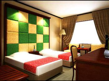 Sanno Hotel Jakarta - Superior Room Only Regular Plan