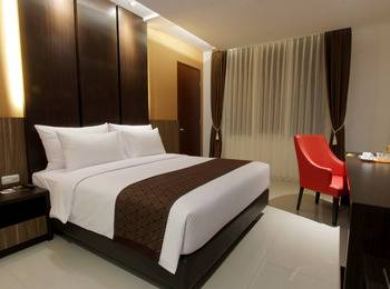 Ardan Hotel Bandung - Deluxe Double With Breakfast Regular Plan