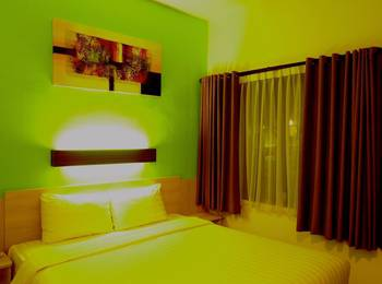 Palloma Hotel Kuta - Superior Double Room Only Regular Plan