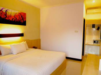 Palloma Hotel Kuta - Deluxe Room Basic Deal 20%