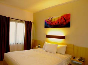 Palloma Hotel Kuta - Deluxe Room Save 25% OFF