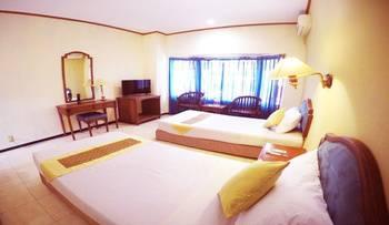 Hotel Berlian Malioboro Yogyakarta - Deluxe Room Only Regular Plan
