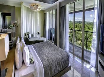 RIMBA Jimbaran Bali - Ocean View Suite Regular Plan