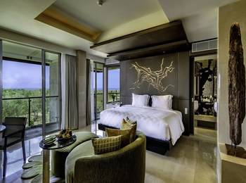 RIMBA Jimbaran BALI by AYANA - Ocean View Suite Breakfast Included Extra Bed Regular Plan