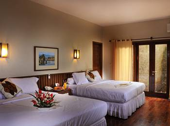 Tetirah Boutique Hotel Salatiga - Deluxe Twin HOT DEAL TODAY