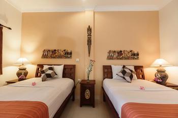 The Warji Bisma Bali - Twin Room with View Regular Plan