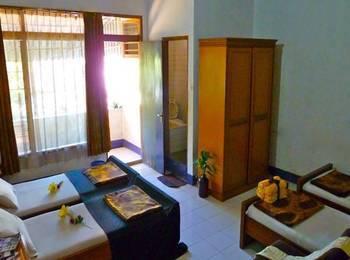 Hotel Harapan Indah Bandung - Economy Quad Driver Room #WIDIH - Pegipegi Promotion