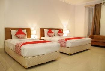 Hotel Bintang Jadayat Bogor - Standard Twin Room Only Regular Plan