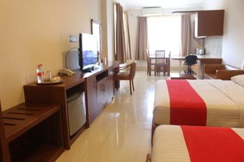 Hotel Bintang Jadayat Puncak - Family  Room  Only Lastdeal