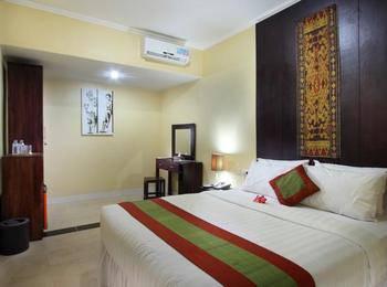 Jimbaran Lestari Hotel   - Standard Double Room save 45%