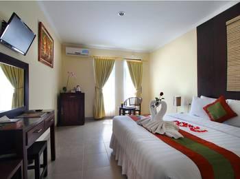 Jimbaran Lestari Hotel   - Deluxe Room Only Save 60%