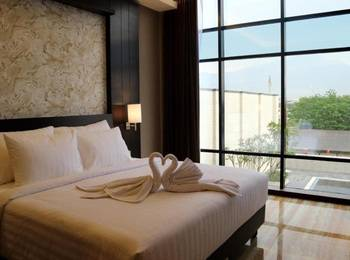 Grand Karlita Hotel Purwokerto Banyumas - Superior King Bed Regular Plan