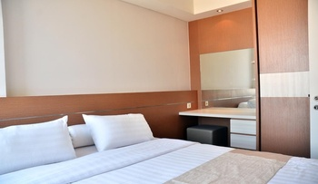 Private Landmark Apartment Bandung - Apartment Room Only Weekday Promo