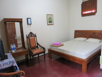 Sartika Hotel Prawirotaman Yogyakarta - Double Deluxe Regular Plan