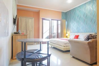 Residences By RedDoorz near Kemang Square Jakarta - RedDoorz Suite Regular Plan