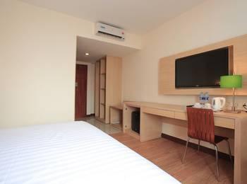 RedDoorz @Karang Tenget Tuban Bali - RedDoorz Room Special Promo Gajian
