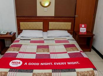 NIDA Rooms Rumah Cibaduyut Building Cihampelas - Double Room Single Occupancy Special Promo