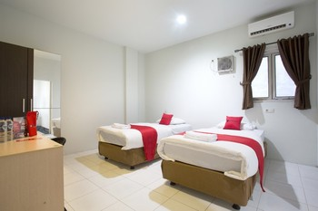 RedDoorz near Pelajar Pejuang 3 Bandung - RedDoorz Twin Room Advance Promo 3 days