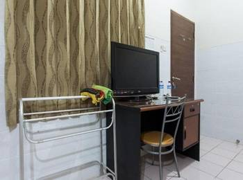 Fortuna Guest House Balikpapan - Deluxe Room Regular Plan