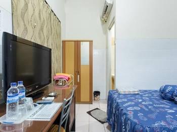 Fortuna Guest House Balikpapan - Deluxe Room Regular Plan