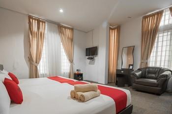 RedDoorz @ Batam Center 2 Batam - RedDoorz Suite Room KETUPAT