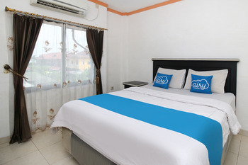 Airy Kebun Bunga Kemiri 112 Banjarmasin Banjarmasin - Standard Double Room Only Regular Plan