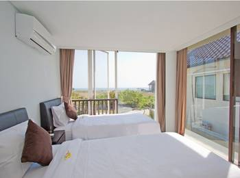 Villa Grace & Milena Bali - Standard Twin Room Only Regular Plan