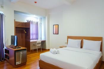 Grand Center Point Apartment By Travelio Bekasi - Studio 22%