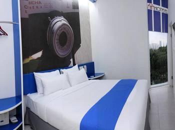 Hotel 88 Kedoya - Deluxe Double Room + Breakfast Regular Plan