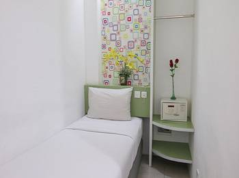 Hotel 88 Kedoya - Single Room For 1 Person + Breakfast Regular Plan