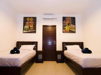 Sanur Guest House Bali - Superior Twin Room Only Regular Plan
