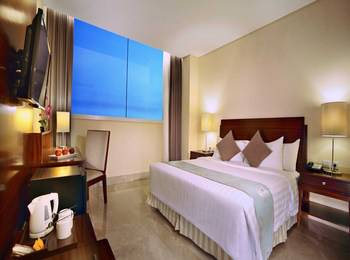 Aston Samarinda - Deluxe Room Only Regular Plan