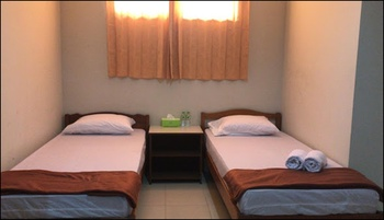 Wisma Amandari Bandar Lampung - Superior Twin Room Regular Plan
