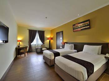 Hotel Dafam Cilacap - Executive Room Shocking Room Promo