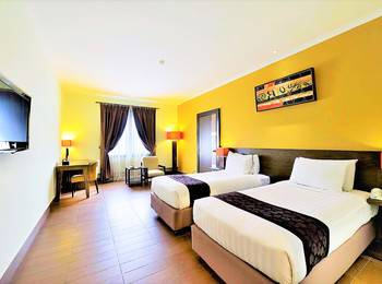 Hotel Dafam Cilacap - Executive Room Regular Plan