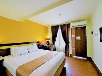 Hotel Dafam Cilacap - Deluxe Room Only Regular Plan