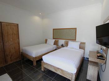 Ashana Hotel Uluwatu - Superior Room [Room Only] Basic Deal Promo,Discount 54% !