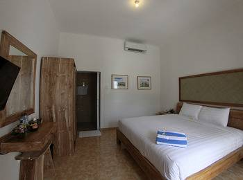 Ashana Hotel Uluwatu - Deluxe Room [Room Only] Hot Deal Promo, Discount 54% !