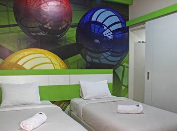 Guest House Bintang 3 Semarang - Executive Room Only Regular Plan