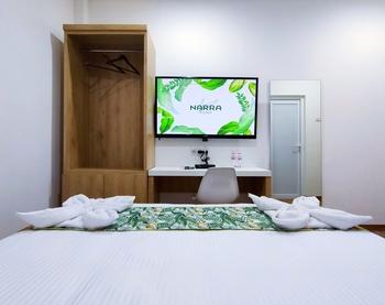 Narra Hotel Semarang Semarang - Superior Twin/ Double Room Only Regular Plan