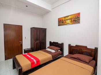 NIDA Rooms Sanur Beach Mahendradata - Double Room Double Occupancy Special Promo
