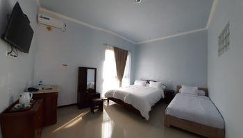 Pesona Osing Boutique Hotel By ZIRI Banyuwangi - Family Suite Non Smoking Regular Plan