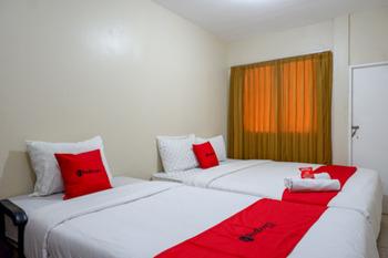 RedDoorz near Ahmad Yani Monument Park Kudus Kudus - RedDoorz Family Room Regular Plan