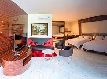 Alinson Boutique Resident Batam - Deluxe Twin Suite RAMADHAN PEGIPEGI PROMOTION