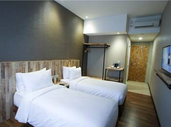 All Nite & Day Palembang - Starry Nite Room Regular Plan