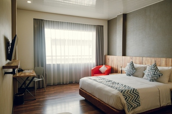 All Nite & Day Palembang - Sunshine Day Room Only Discount15